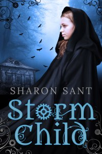 Storm Child is the first book of the Storm Child Trilogy
